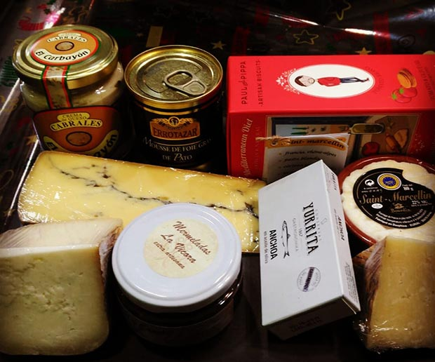 La Rinconada del Queso quesos