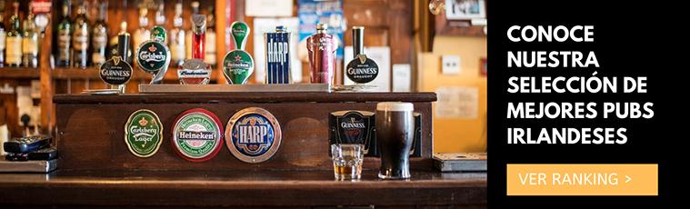 Ranking de los mejores Pubs Irlandeses en Zaragoza