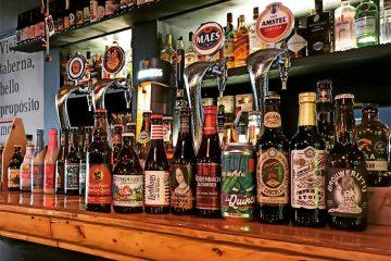 pub the drunken poet avenida goya zaragoza