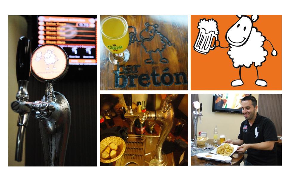 Bar Breton Zaragoza