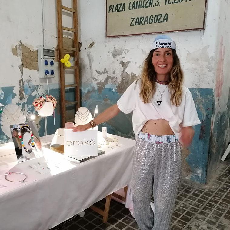 Patricia Veira, dueña y creadora de Pröko
