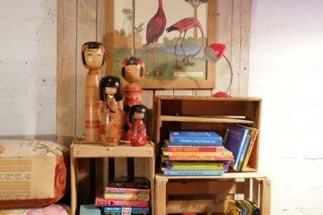 la prenderia decoración vintage en zaragoza