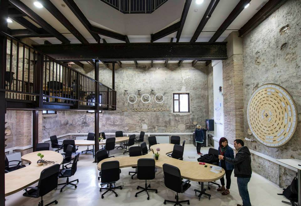 Los centros para emprendedores de Zaragoza