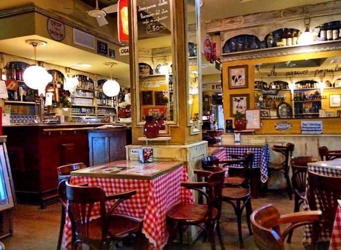 bar restaurante la republicana en zaragoza