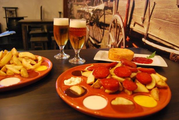 the bronson bar zaragoza
