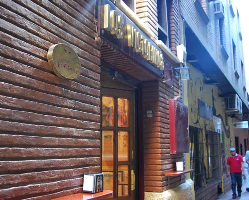 Los Victorinos, uno de los bares de tapas más tradicionales de Zaragoza