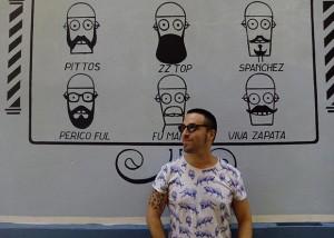David Giménez, autor de Zaragoza Guía .com