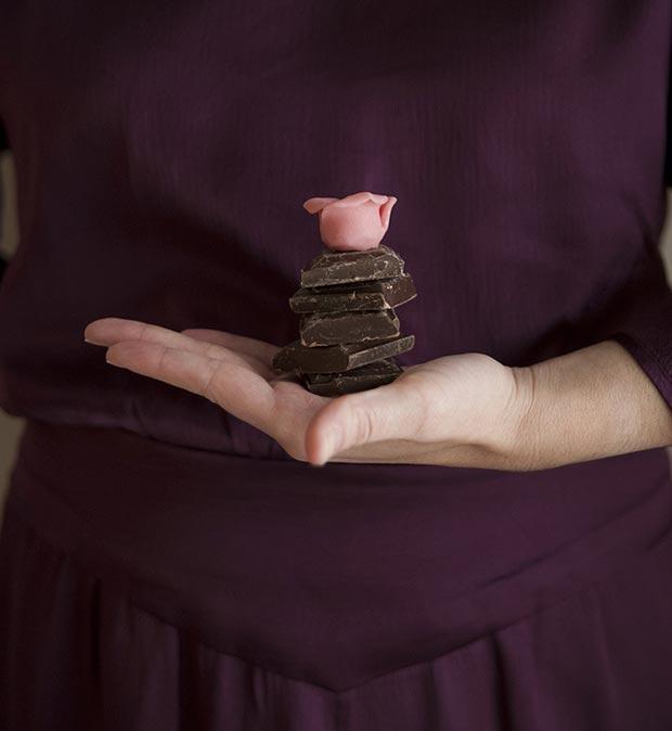 Chocolate con leche puero en Mi Habitación Favorita