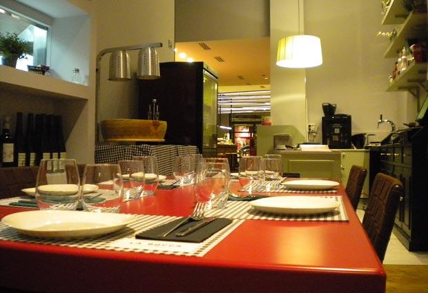restaurante italiano La Bocca en zaragoza