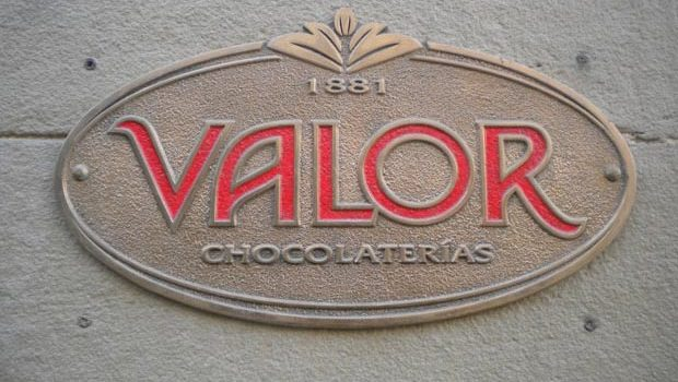 chocolates valor zaragoza