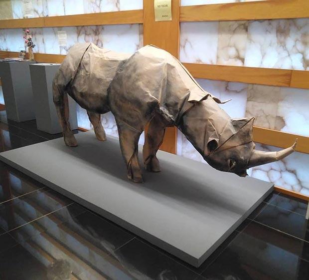 Escuela-Museo de Origami de Zaragoza