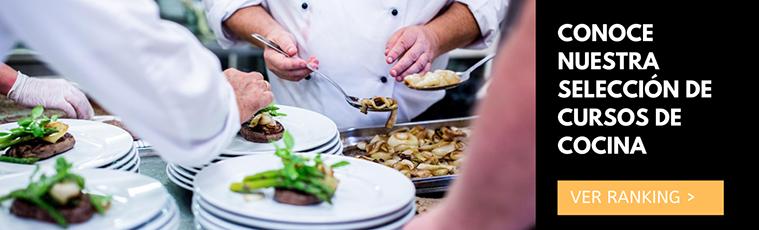 ranking de mejores cursos de cocina de zaragoza