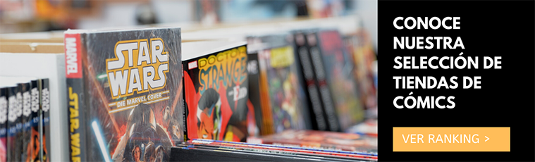 ranking de mejores tiendas de comics en zaragoza