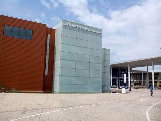 El Acuario de Zaragoza