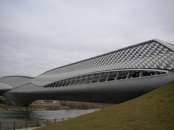 El Pabellón Puente