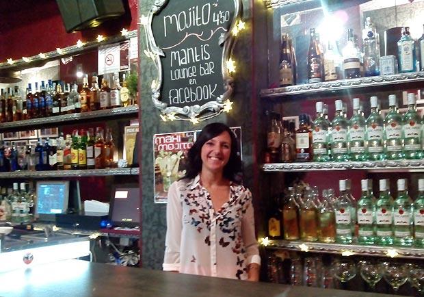 Entrevista a Eva Serrano, impulsora de la Mantis Gallery para Instagram