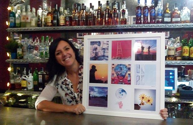 Entrevista a Eva Serrano sobre Mantis Gallery, una exposición de más de 200 instagramers