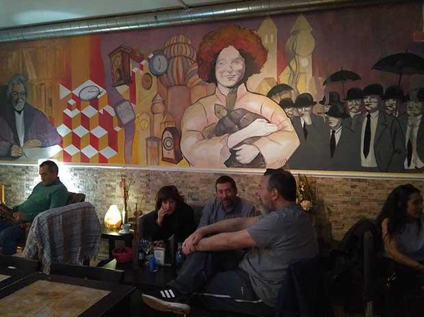 El Rincon De Momo Cafes Y Libros Zaragoza Guia Com