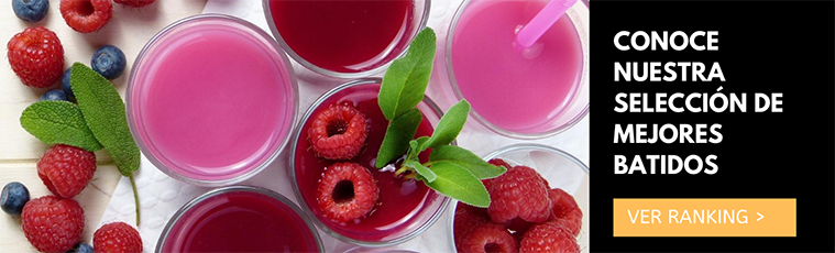 ranking de mejores batidos smoothies y zumos de zaragoza