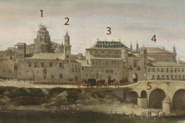 El desaparecido Palacio de la Diputación