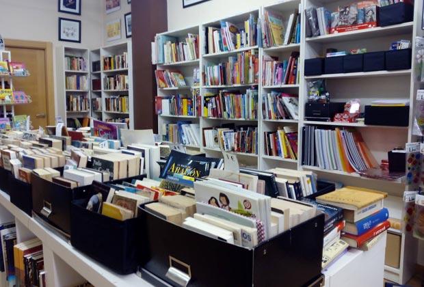Librería Olé tus libros