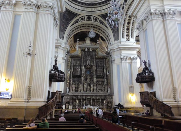 Altar Mayor del Pilar
