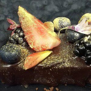 Cremoso de chocolate restaurante novodabo