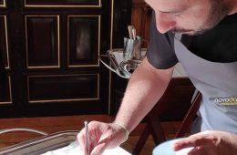 Entrevista a David Boldova, chef del restaurante Novodabo