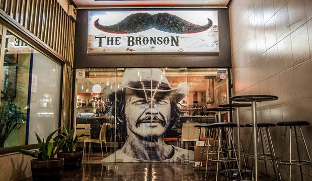 the bronson bar hamburgueseria zaragoza