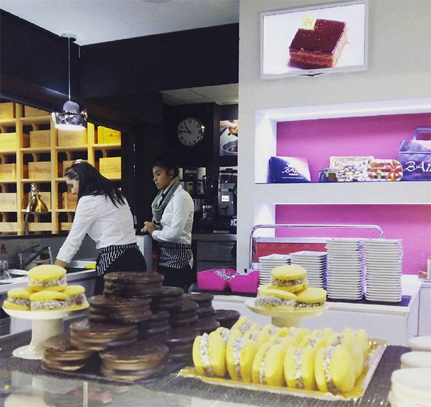 Pastelitos argentinos en BAires, en Puerta Cinegia Gastronómica