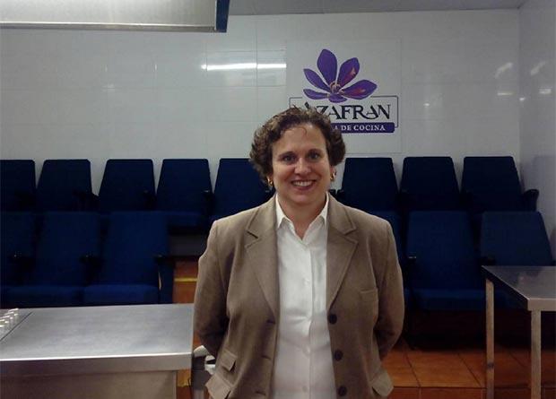 Conversamos con Eva Sevil Planas, responsable de la Escuela de Cocina Azafrán