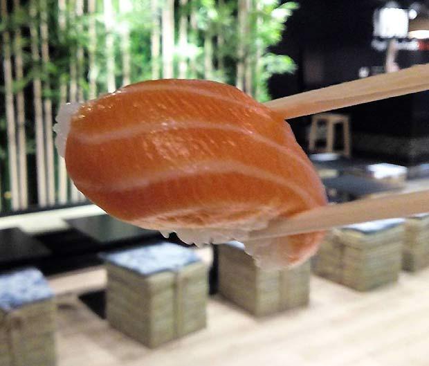 El mejor sushi de Zaragoza