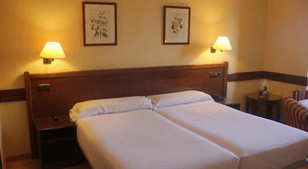 Hotel Oriente, Habitación Doble