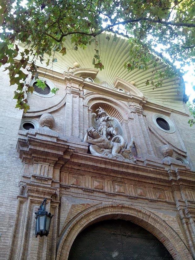 iglesia de san miguel en zaragoza