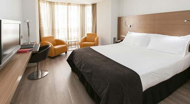 Hotel Vincci Zaragoza Zentro, Habitación Doble