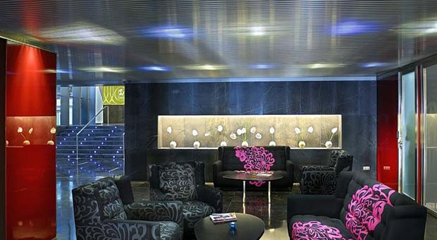 Hotel Vincci Zaragoza Zentro, Lobby Bar