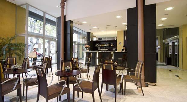 Hotel Catalonia El Pilar, Snack Bar