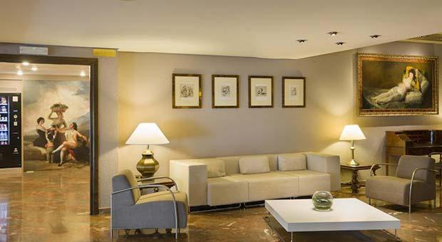 Hotel Goya, Lobby Bar