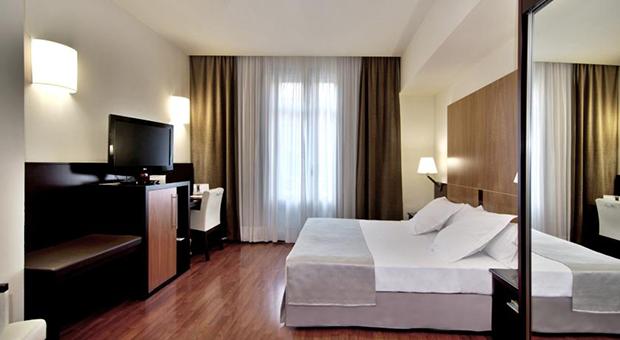 Hotel Catalonia El Pilar, Habitación Doble