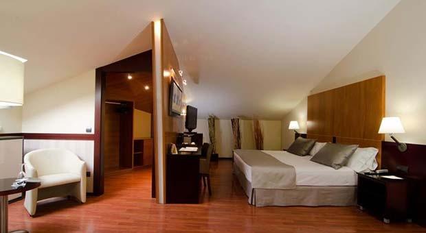 Hotel Catalonia El Pilar, Habitación Doble Superior Ático