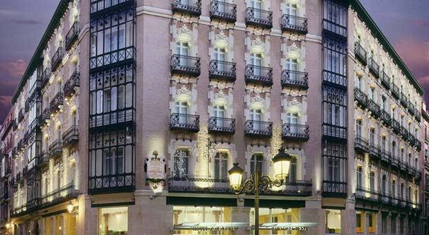 Hotel Catalonia El Pilar en Zaragoza