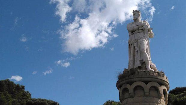 Monumento al Rey Alfonso I El Batallador