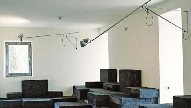 La sala funcional Playground del Hotel Consolación