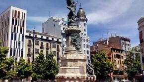 Monumento a los Mártires de la Religión y de la Patria