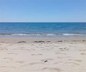 Playa Llarga (Tarragona, Costa Dorada)