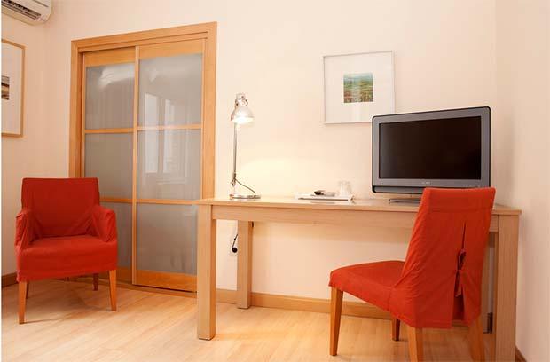 Sala del Apartamento en el Sabinas Centro
