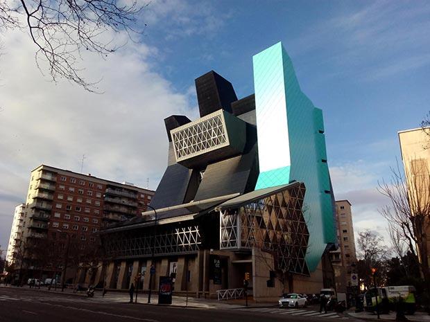 Museo Pablo Serrano IAACC