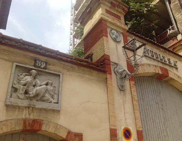 Fundición Averly, una auténtica joya del patrimonio industrial internacional