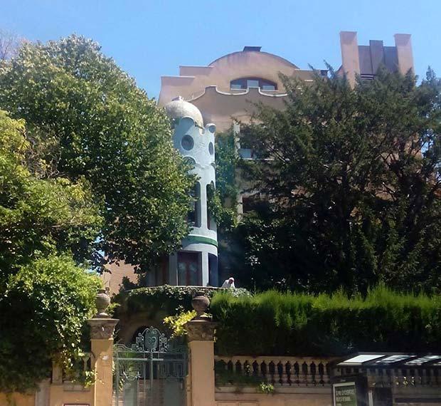 Actual Colegio de Santo Tomás de Aquino