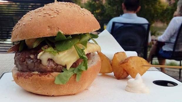 Las mejores hamburguesas de Zaragoza